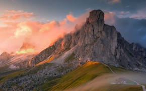 Картинка облака, скалы, clouds, rocks, Oryszczak Tomasz