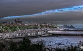 Картинка море, берег, Cancale Bretagne