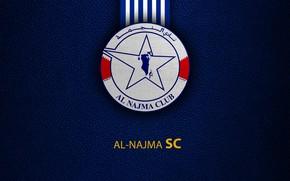 Картинка wallpaper, sport, logo, football, Al-Najma Club