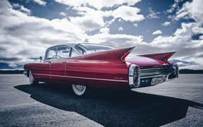 Обои Cadillac, Авто, Машина, Transport & Vehicles, by Rodion Yushmanov, Rodion Yushmanov, Cadillac Deville, Cadillac de ...