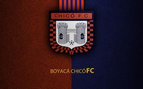 Картинка wallpaper, sport, logo, football, Boyaca Chico