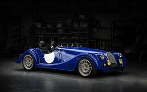 Обои спорткар, Morgan Motor Company, Morgan Plus 8