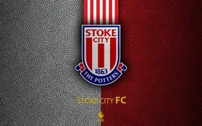 Картинка wallpaper, sport, logo, football, English Premier League, Stoke City
