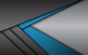 Картинка линии, абстракция, серый, голубой, abstract, design, background, material