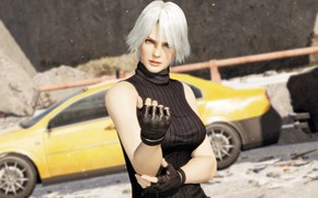 Картинка Dead or alive 6, Christie, Dead or alive
