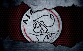 Картинка wallpaper, sport, logo, football, Ajax