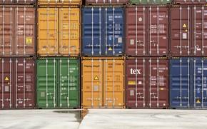 Картинка port, transport, container