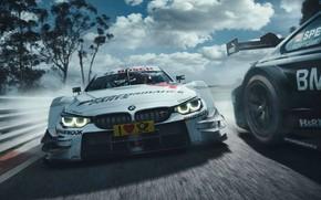 Картинка Race, Cars, Speed, Bmw, DTM