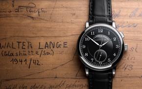 Обои A. Lange & Sohne, Homage to Walter Lange, 1815
