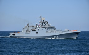 Картинка Черное море, Адмирал Григорович, сторожевик