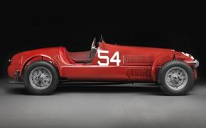 Картинка Спицы, Ferrari, Classic, 1947, Classic car, Sports car, Ferrari 166 Spyder Corsa, Ferrari 166