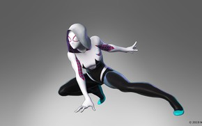 Картинка marvel, Spider-Woman, gwen stacy, Spider-Gwen, the black order, marvel ultimate alliance 3