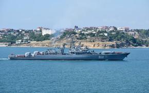 Картинка корабль, Севастополь, сторожевой, Пытливый, автор Erne
