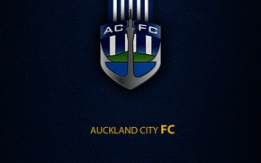 Картинка wallpaper, sport, logo, football, Auckland City