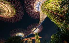 Картинка Singapore, Marina, Central Singapore, utopia