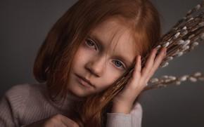 Картинка портрет, девочка, Элина Гарипова