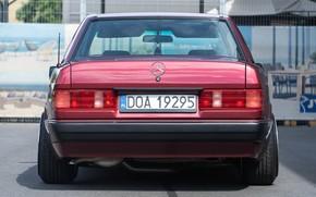 Картинка W201, E190, Mercedes- Benz, Baby-benz