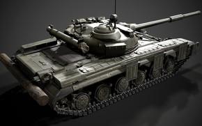 Картинка СССР, Основной боевой танк, Т-64А