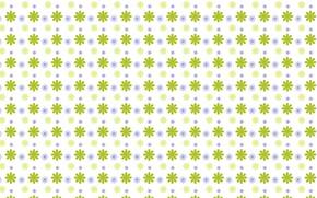 Картинка цветы, жёлтый, фон, текстура, салатовый