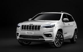 Картинка Jeep, Cherokee, 2019, Cherokee S