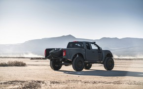 Картинка Nissan, пустошь, пикап, 2019, 600 л.с., V8 turbocharged, 5.6 л., Frontier Desert Runner Concept