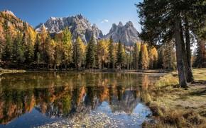 Картинка горы, природа, Dolomite Beauty