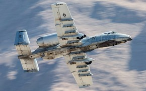 Картинка Las Vegas, Nevada, A-10 Thunderbolt II, Aviation Nation Airshow