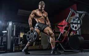 Картинка photography, muscles, pose, abs