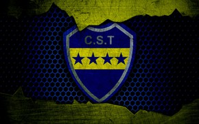 Картинка wallpaper, sport, logo, football, Sportivo Trinidense