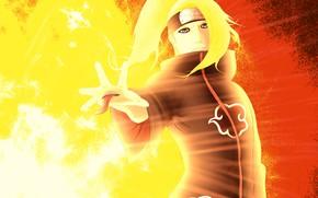 Картинка Наруто, Naruto, Дейдара