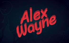 Картинка музыка, Россия, Music, Russia, Alex, Wayne, Preview, Alex Wayne, DJ Alex Wayne
