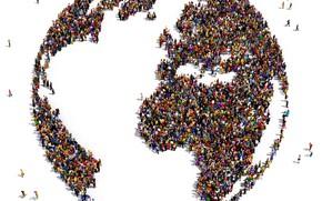 Картинка world, white, people