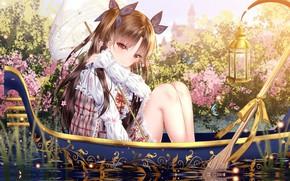 Картинка аниме, fate/grand order, ishtar, junpaku karen