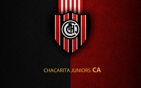Картинка wallpaper, sport, logo, football, Chacarita Juniors