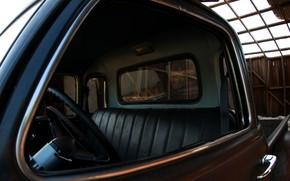 Картинка 150, кабина, кузов, пикап, 2018, GMC, 1949, ICON, Long Bed Derelict, GMC 150