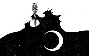 Картинка шлейф, демон, девочка