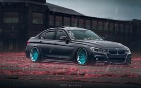 Картинка Авто, BMW, Машина, BMW 335, Mikhail Sharov, by Mikhail Sharov, BMW 3 Series 335, Zuumy