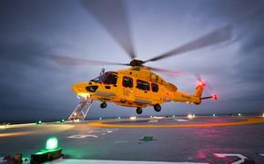 Картинка Вертолет, Airbus, Airbus Helicopters, Airbus Helicopters H175, H175