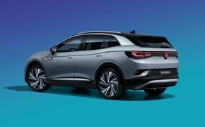 Картинка China, Volkswagen, 2020, CUV, ID.4 Crozz Prime