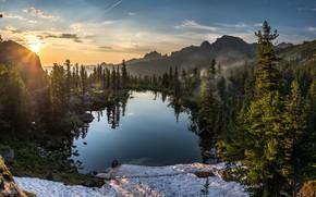 Картинка небо, вода, природа, Пейзаж