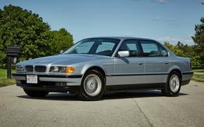 Картинка BMW, E38, 750IL