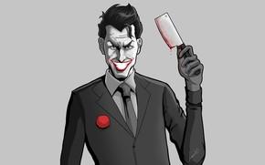 Картинка Джокер, Concept Art, DC Comics, Characters, Comic Art, DC Art, by Lucas Neves, Joker PB, …