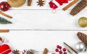 Картинка украшения, Новый Год, Рождество, Christmas, New Year, decoration, xmas, Merry