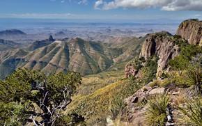 Картинка Природа, Горы, Скалы, Пейзаж, Долина