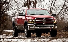 Картинка Dodge, Ram, Power Wagon, Vehicle