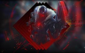 Картинка игра, game, League of Legends, Jhin