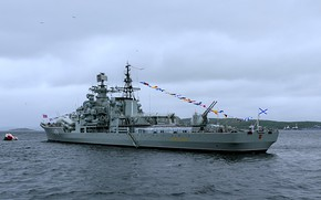 Картинка эскадренный миноносец, проект 956, Адмирал Ушаков