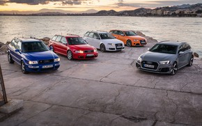 Картинка Audi, универсал, RS4, Avant, RS2