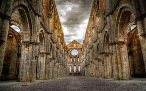 Картинка проход, строение, аббатство
