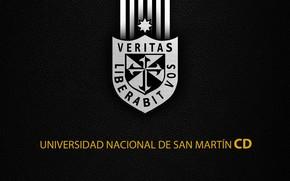 Картинка wallpaper, sport, logo, football, CD Universidad De San Martín De Porres